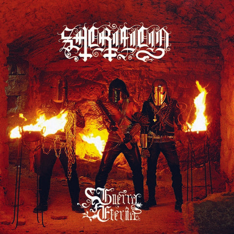"Sacrificio ""Guerra Eterna"" CD"