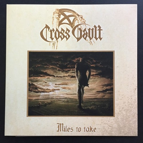 "Cross Vault ""Miles to Take"" LP"