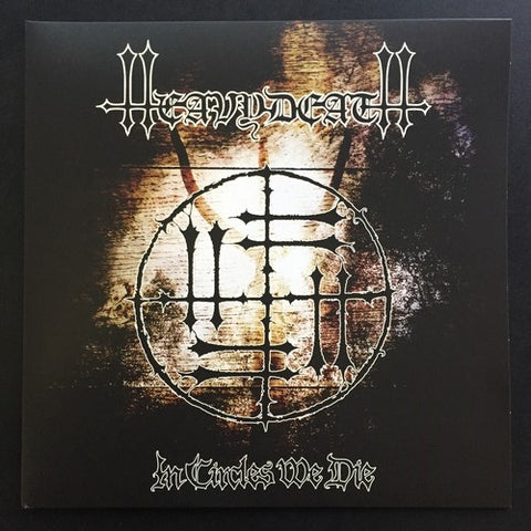 "Heavy Death ""In Circles We Die"" DLP"
