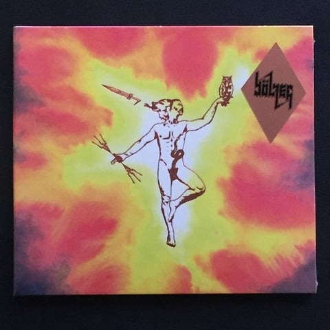 "Bolzer ""Hero"" Digipak CD"