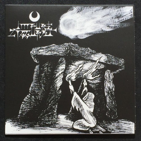 "Impure Ziggurat ""Serenades of Astral Malevolence"" 7"""