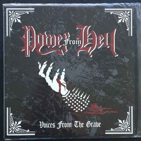 "Power From Hell ""Voices From the Grave"" 7"""