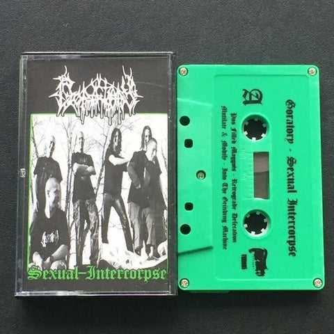 "Goratory ""Sexual Intercorpse"" Demo"
