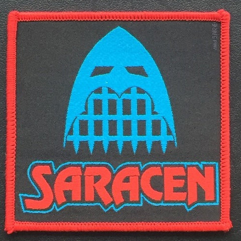 "Saracen ""Logo"" Patch"