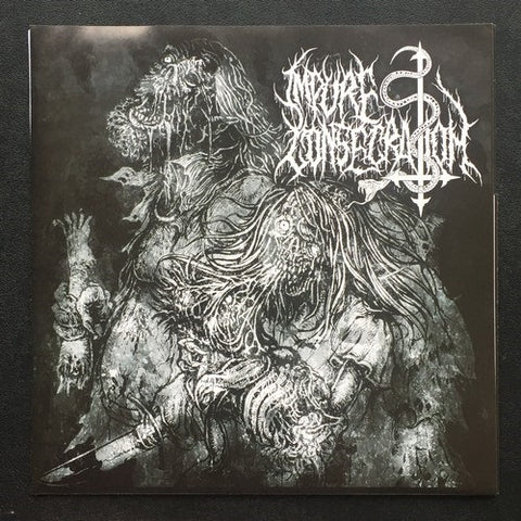 "Impure Consecration ""Succumb to Impurity Fire"" 7"""