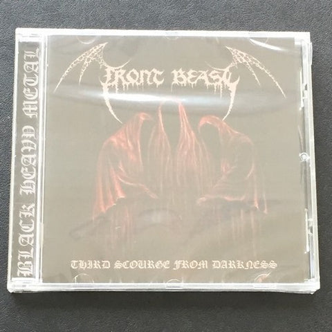 "Front Beast ""Third Scourge From Darkness"" CD"