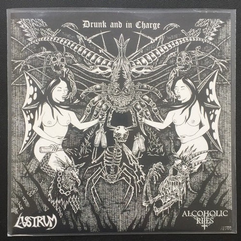Alcoholic Rites / Lustrum Split 7""