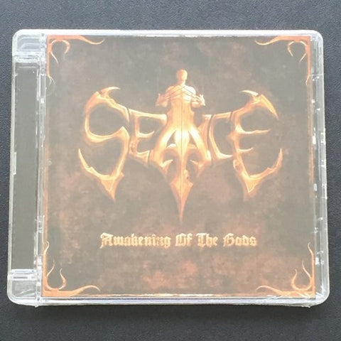 "Seance ""Awakening of the Gods"" CD"
