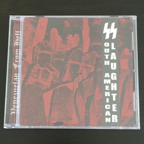"SS ""South American Slaughter"" CD"