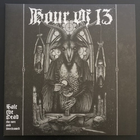 "Hour of 13 ""Salt the Dead: The Rare and Unreleased"" Double LP"