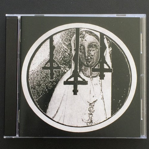 "Recluse ""The Black Famine"" CD"