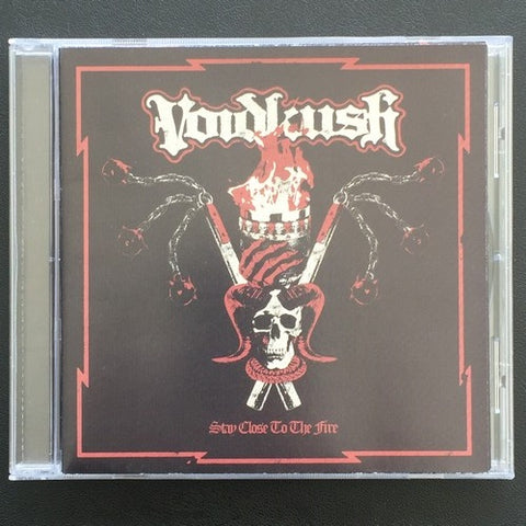 "Voidkush ""Stay Close to the Fire"" CD"