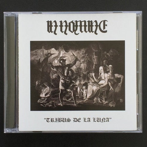 "In Nomine/Flesh Hunter and The A.  ""Tribus De La Luna"" CD"