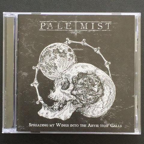 "Pale Mist ""Spreading My Wings Into the Abyss That Calls"" CD"