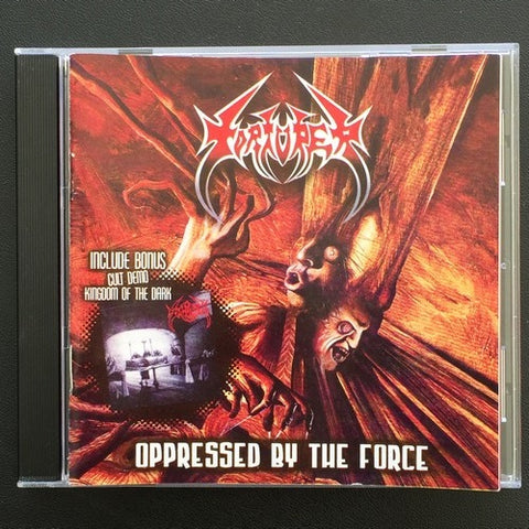 "Torturer ""Oppressed By The Force"" CD"