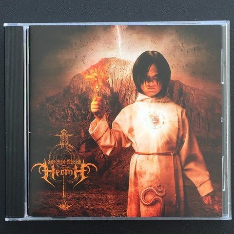 "Hermh ""Cold+Blood+Messiah"" CD"