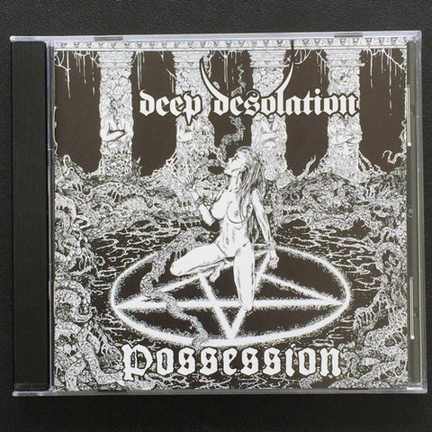 "Deep Desolation ""Possession"" CD"