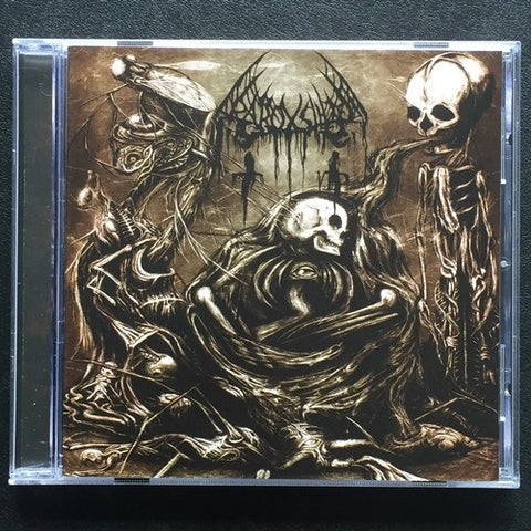 "Paroxsihzem ""Abyss of Excruciating Vexes"" CD"