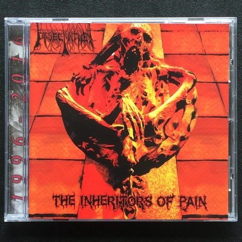 "Obsecration ""The Inheritors of Pain"" CD"