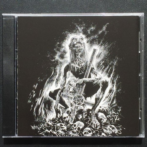 Evil / Lurking Fear Split CD