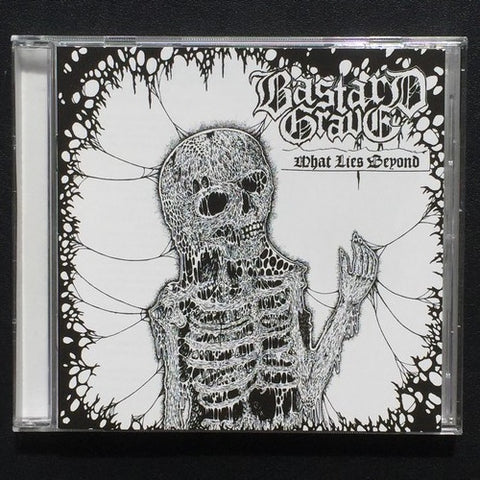 "Bastard Grave ""What Lies Beyond"" CD"