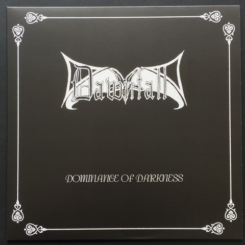 "Dawnfall ""Dominance of Darkness"" LP"