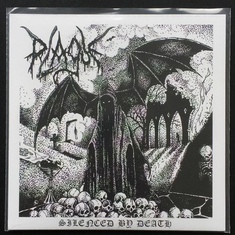 "Plague ""Silenced by Death"" 7"""