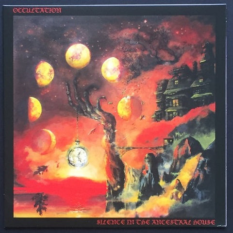 "Occultation ""Silence in the Ancestral House"" LP"