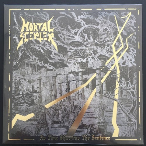 "Mortal Scepter ""As Time Sharpens The Sentence"" LP"