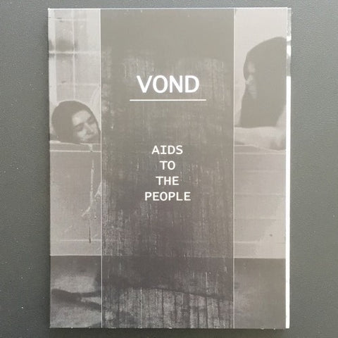 "Vond ""AIDS To The People"" A5 Digipak CD (Mortiis)"