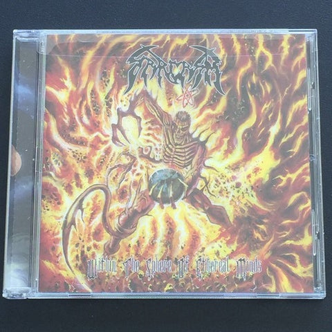 "Sarcasm ""Within the Sphere of Ethereal Minds"" CD"