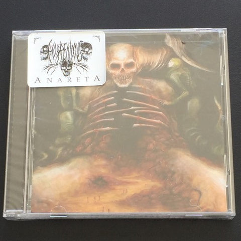 "Horrendous ""Anareta"" CD"