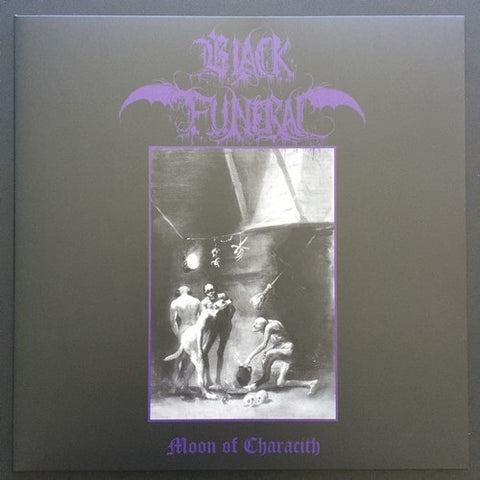 "Black Funeral ""Moon of Characith"" LP"