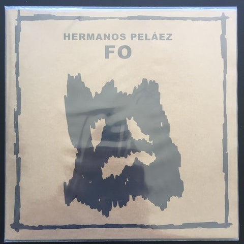 "Hermanos Peláez ""FO"" Brown Cover LP"
