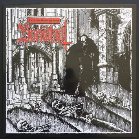 "Burialkult ""A Call From Beyond the Grave"" LP"