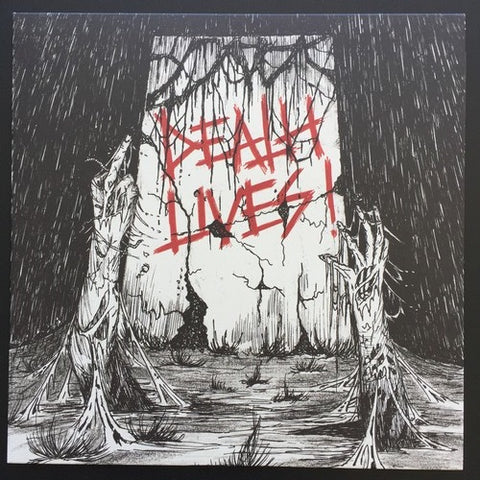 V/A Death Lives! LP