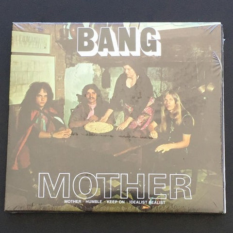 "Bang ""Mother / Bow to the King"" Digipak CD"