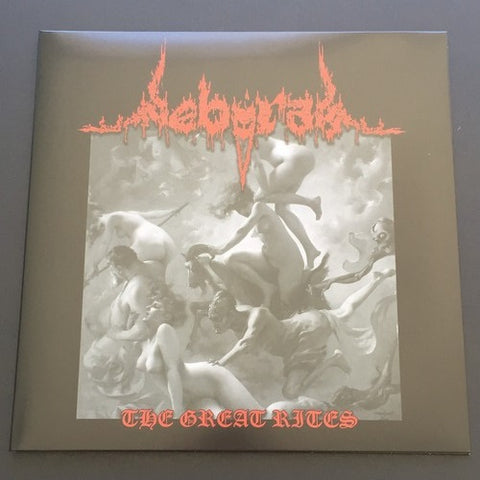 "Nebiras ""The Great Rites"" LP"