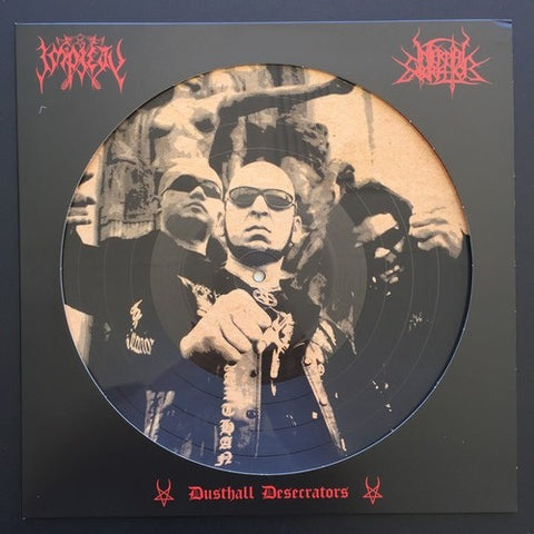 Impiety / Infernal Execrator Split Picture LP