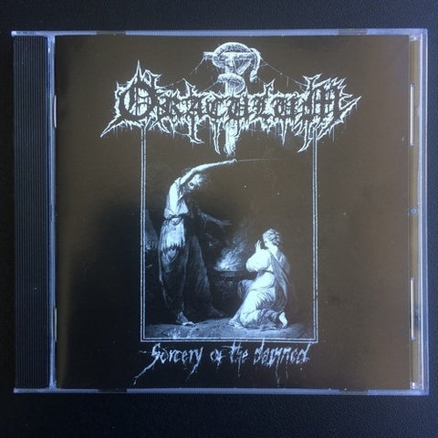 "Oraculum ""Sorcery of the Damned"" CD"