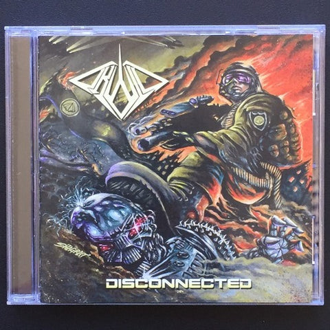 "Droid ""Disconnected"" CD"