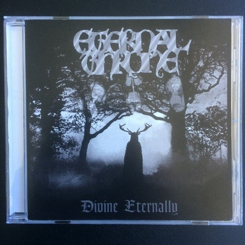 "Eternal Throne ""Divine Eternally"" CD"