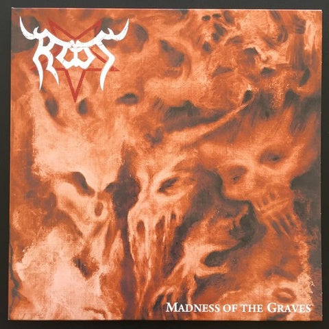 "Root ""Madness of the Graves"" LP"