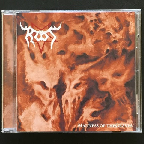"Root ""Madness of the Graves"" CD"
