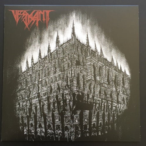 "Vesicant ""Shadows of Cleansing Iron"" LP"