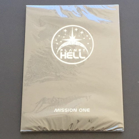 "Planet Hell ""Mission One"" A5 Digipak CD"