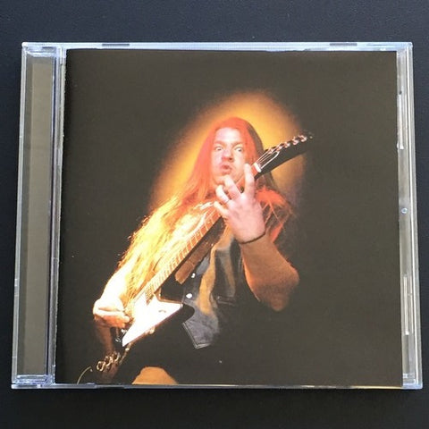 "Superchrist ""Burn Again"" CD"