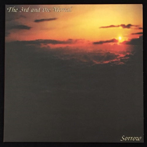 "The 3rd and the Mortal ""Sorrow"" LP"