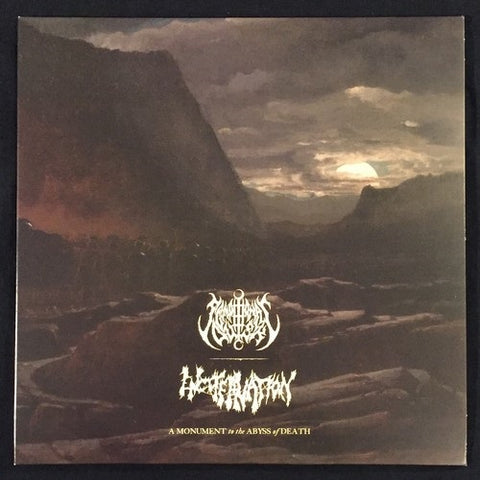 "Encoffination / Sempiternal Dusk ""A Monument to the..."" Split LP"