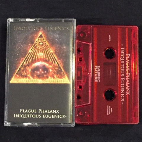 "Plague Phalanx ""Iniquitous Eugenics"" MC"